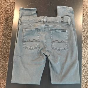 7 for all mankind jeans❗️❗️